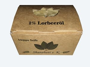 01% Lorbeeröl Original Aleppo Seife - Sharabati - Großhandel